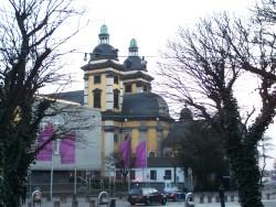 Kostel a muzeum umeni