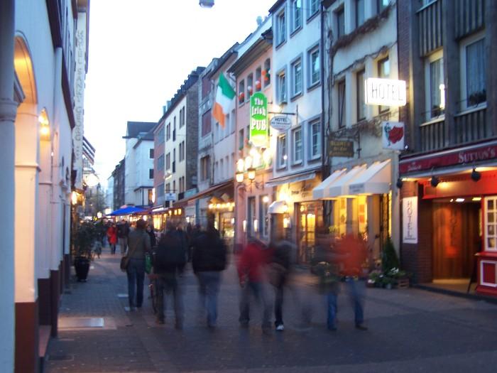 Ulice na starem meste