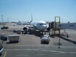 Takovymto letadlem jsem letala