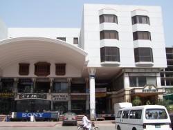 Hotel Sunfort, kde bydlim