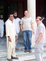 Moji pruvodcni po Lahore