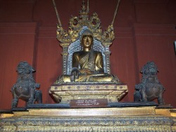 Buddha zblizka