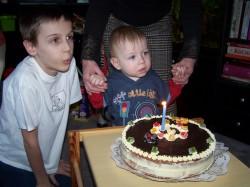 Brachove u dortu