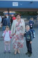 Náhled alba: První den ve škole