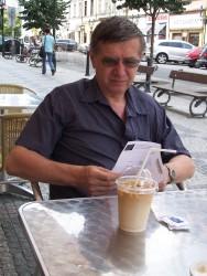 Na kave u Odkolka