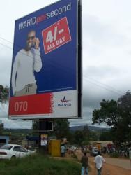 Reklama na Warid
