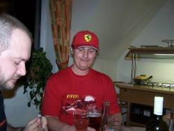 Ferrari man podruhe