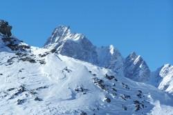 Zase kopce Alp