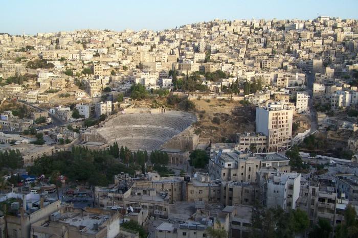 Divadlo a okoli, Amman