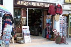 Bazar u divadla, Amman
