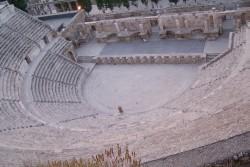 Pohled do divadla, Amman