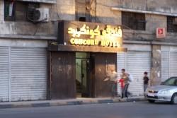 Hotel Concord, Amman