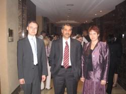 Mahmood, Petr a ja, Sheraton