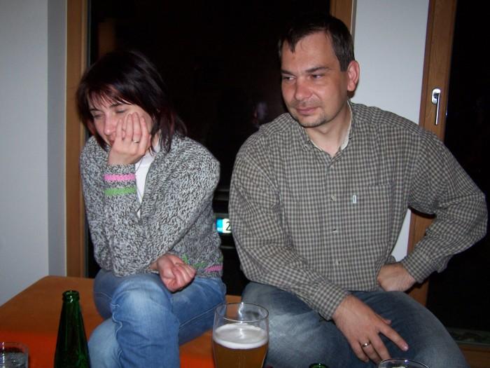 Maruska a Pepa