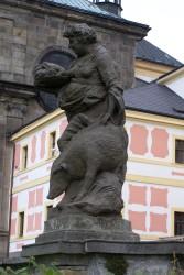 Kuks - Obzerstvi