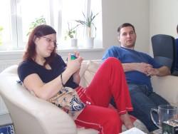 Martina, PowerBall a Martin