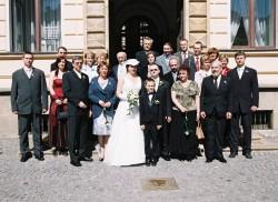 Svatebni hoste